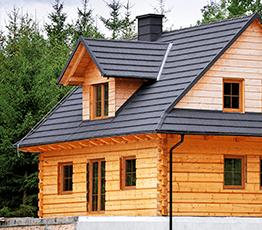 Строительство домов из бруса под ключ в Костроме, цены
