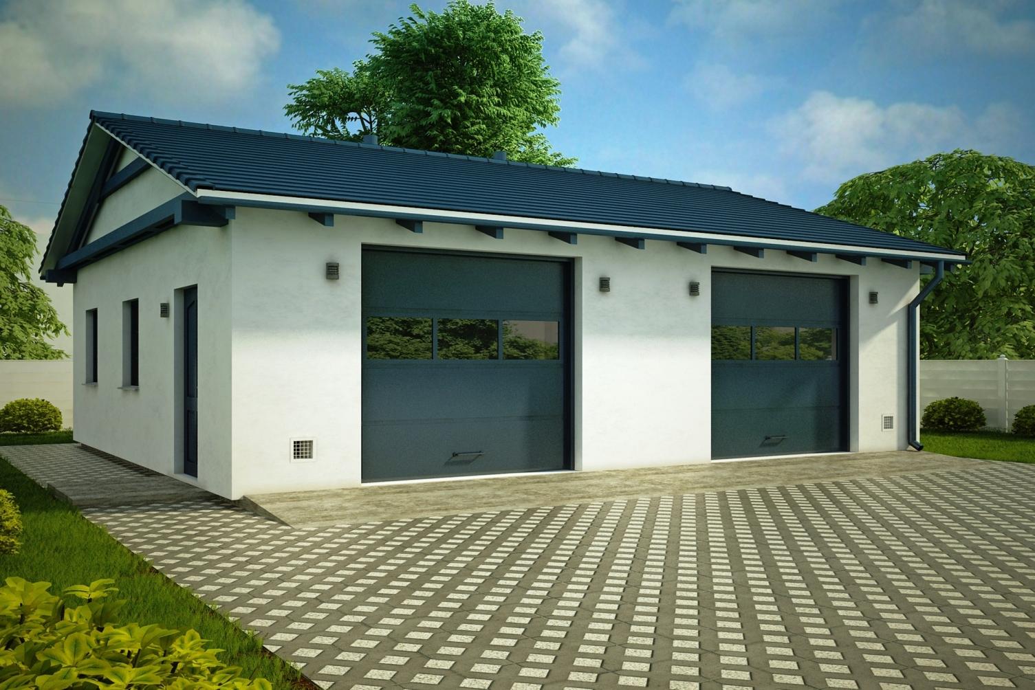 Строительство гаражей под ключ в Костроме